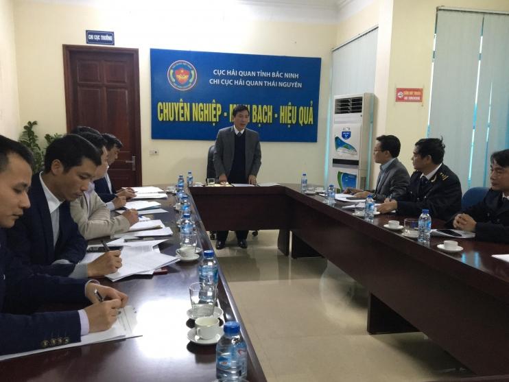 Chi cục Hải Quan Thái Nguyên: Kim ngạch xuất nhập khẩu đạt 45 tỷ USD