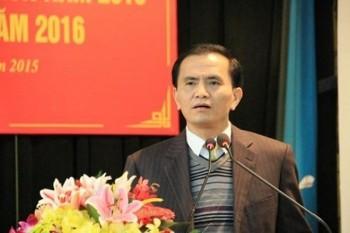 Tạm dừng phân công công tác Phó Chủ tịch Thanh Hóa Ngô Văn Tuấn?