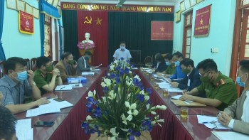 Phú Lương: Kiểm tra công tác phòng, chống dịch Covid-19 tại 15 xã, thị trấn