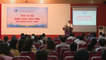 dai hoc thai nguyen hoi nghi dien hinh tien tien giai doan 2015 2020