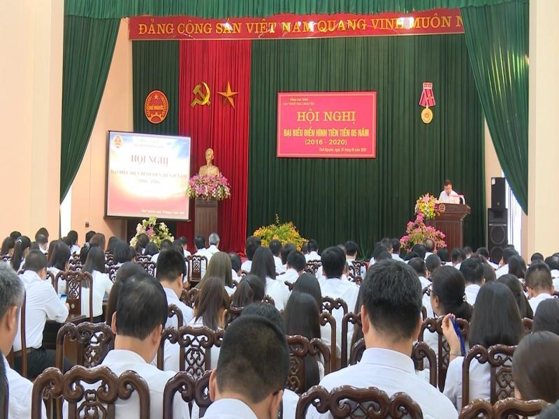 khen thuong cac dien hinh tien tien nganh thue thai nguyen giai doan 2016 2020