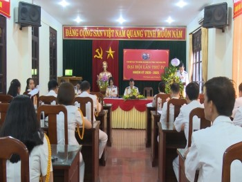 dai hoi chi bo cuc thi hanh an dan su thai nguyen lan thu iv nhiem ky 2020 2025