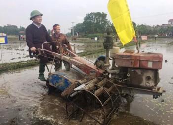Phổ Yên: Tưng bừng Lễ hội xuống đồng Xuân Đinh Dậu 2017