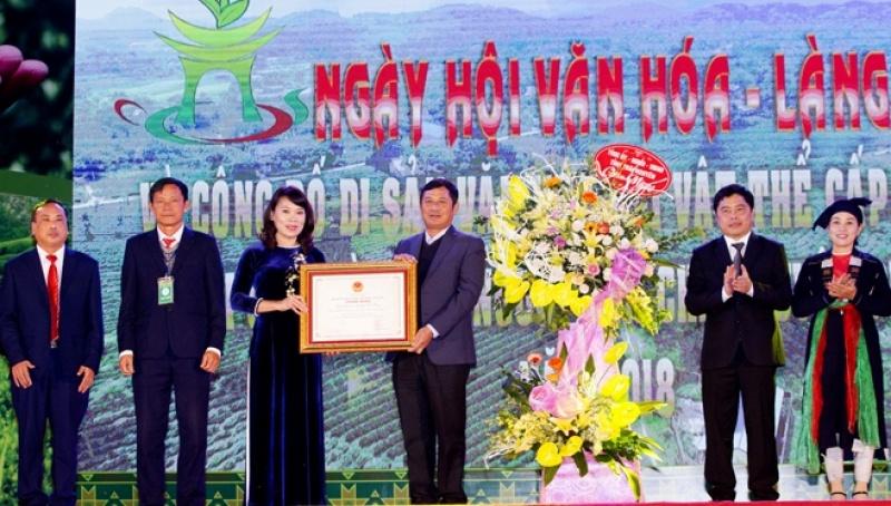 Sôi nổi Ngày hội văn hoá - làng nghề huyện Phú Lương