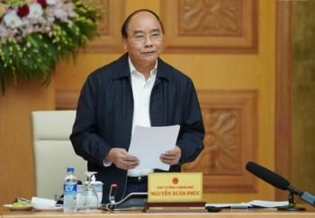 Thủ tướng làm việc với 27 chuyên gia kinh tế hàng đầu