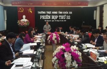 phien hop lan thu 32 thuong truc hdnd tinh khoa xiii cho y kien vao nhieu noi dung quan trong