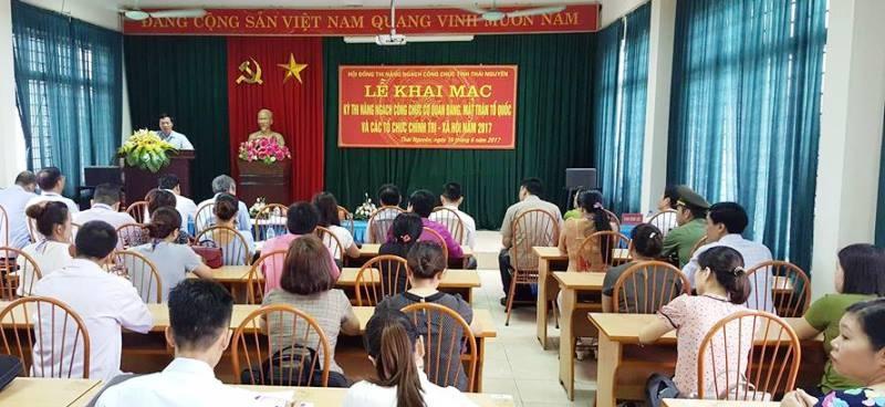 thai nguyen thi nang ngach cong chuc nam 2017