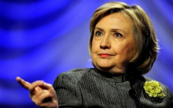 Ứng viên Hillary Clinton tuyên bố tiếp tục phản đối TPP