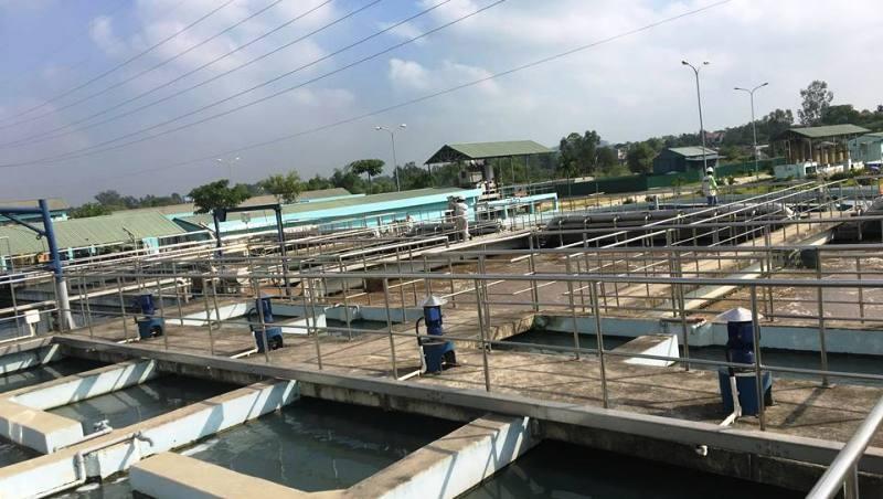 Khu công nghiệp Yên Bình, Thị xã Phổ Yên: Xử lý nước thải đảm bảo môi trường