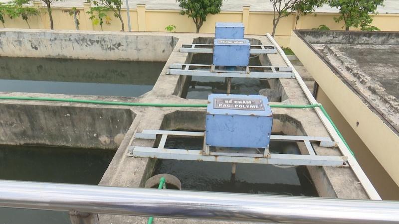 Khu công nghiệp Điềm Thụy: Xử lý nước thải đảm bảo môi trường