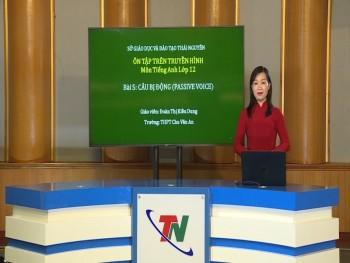 """Lịch phát sóng chương trình """"Ôn tập chương trình phổ thông năm 2020"""" ngày 27/4/2020"""