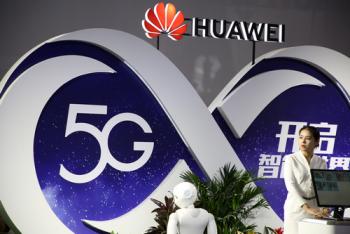 Mỹ khó đuổi kịp Huawei về 5G