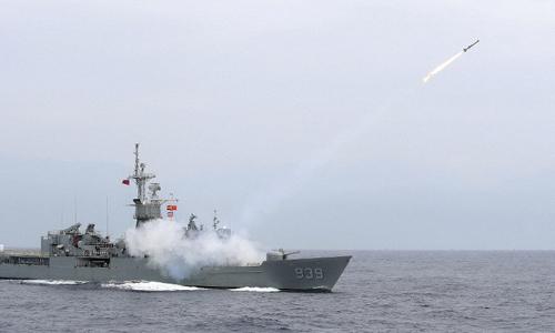Đài Loan phóng 117 tên lửa sau khi Trung Quốc thông báo tập trận - VnExpress