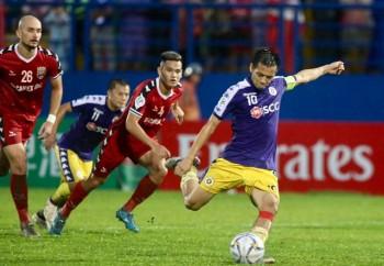 Hà Nội đánh bại Bình Dương ở chung kết lượt đi AFC Cup