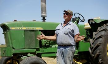 Những nông dân Mỹ không rời bỏ Trump dù thấm đòn của Trung Quốc