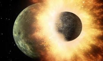 Mặt Trăng 'già' hơn 100 triệu năm so với suy đoán của con người