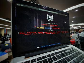 Tin tặc Việt gây hấn với hacker Philippines