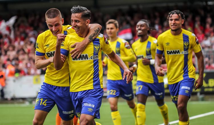 Đội bóng của Công Phượng lần đầu thắng trận mùa này