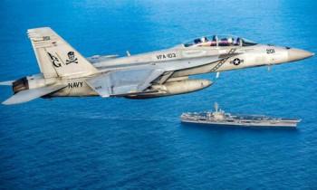 Tàu sân bay Mỹ gần Iran 'sẵn sàng tấn công khi có lệnh'