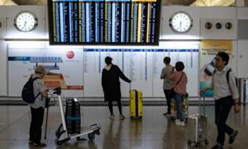 Sân bay Hong Kong hoạt động trở lại