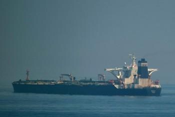 Tòa án Gibraltar ra lệnh thả tàu chở dầu Grace 1 của Iran