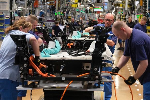 them nhung tin hieu am dam tu kinh te eurozone trong thang tam