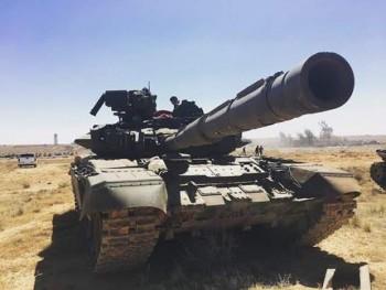 T-90 nâng cấp có thể trở thành xe tăng chiến đấu chính của Nga