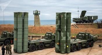 Hé lộ thông tin về việc thử nghiệm hệ thống phòng không S-500 ở Syria