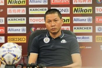 HLV Chu Đình Nghiêm: Muốn kết quả tốt Hà Nội cần phải chơi tấn công
