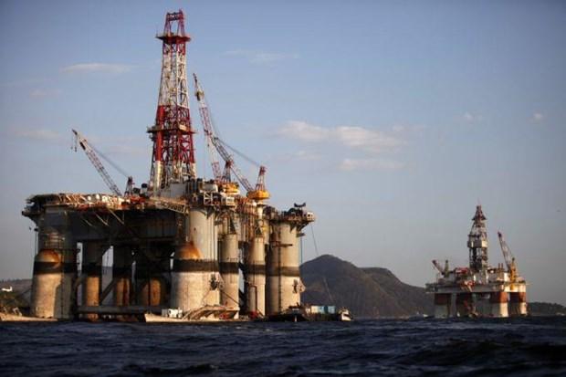 Sản lượng khai thác dầu khí Brazil đạt mức cao kỷ lục