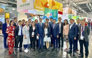 30 doanh nghiệp Việt Nam tham dự Hội chợ thực phẩm tại Đức