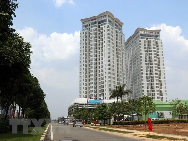 Thị trường bất động sản có xu hướng chuyển dịch ra xa trung tâm