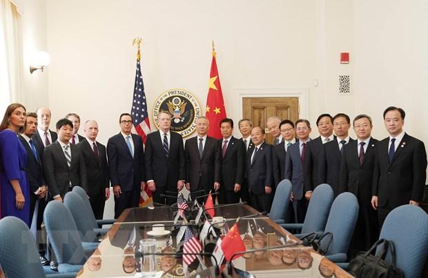 Mỹ lạc quan về vòng đàm phán thương mại mới với Trung Quốc