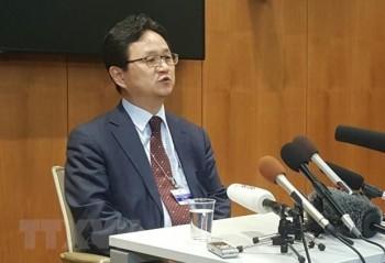 Đàm phàn thương mại Hàn-Nhật vẫn còn nhiều khoảng cách