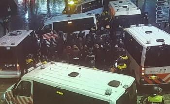 Hà Lan: Bạo lực bùng phát liên quan đến chiến dịch của Thổ Nhĩ Kỳ