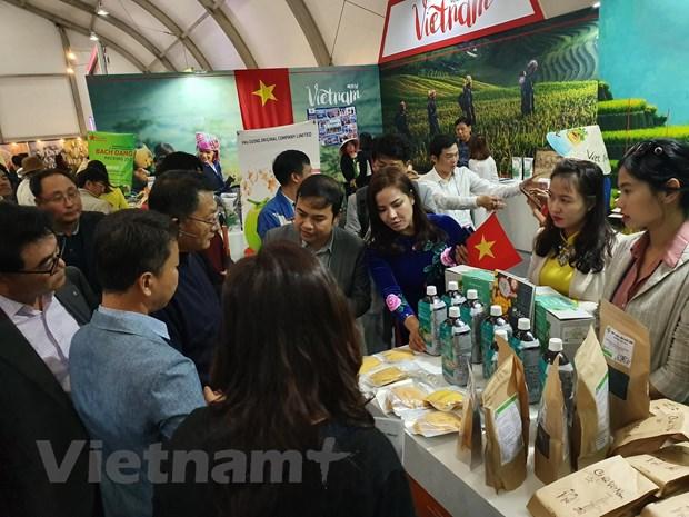 viet nam tham gia trien lam nong nghiep quoc te 2019 tai han quoc