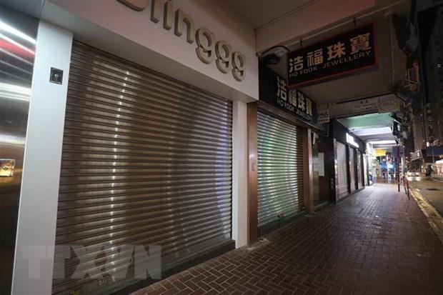 Hong Kong hỗ trợ các doanh nghiệp 250 triệu USD để ổn định hoạt động