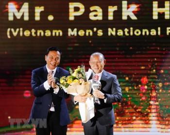 aff awards 2019 bong da viet nam thang lon gianh 3 giai quan trong