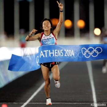 mizuki noguchi la nguoi nhat ban dau tien ruoc duoc olympic tokyo