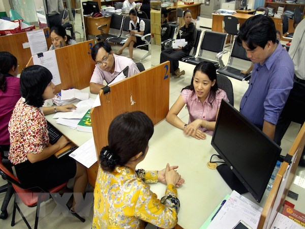 78 doanh nghiep hai long ve cai cach thu tuc hanh chinh thue nam 2019 doanh nghiep vietnam vietnamplus