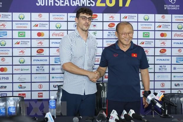 duc chinh toa sang dua u22 viet nam vao chung ket sea games 30