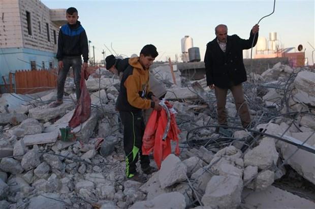 luxembourg de nghi eu thao luan ve viec cong nhan nha nuoc palestine