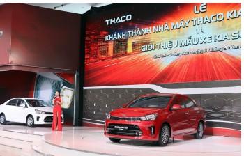 thaco se xuat khau hon 1000 xe du lich kia sang thai lan va myanmar
