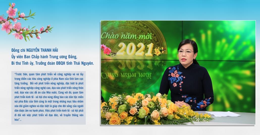 Thái Nguyên - những mùa xuân đổi mới