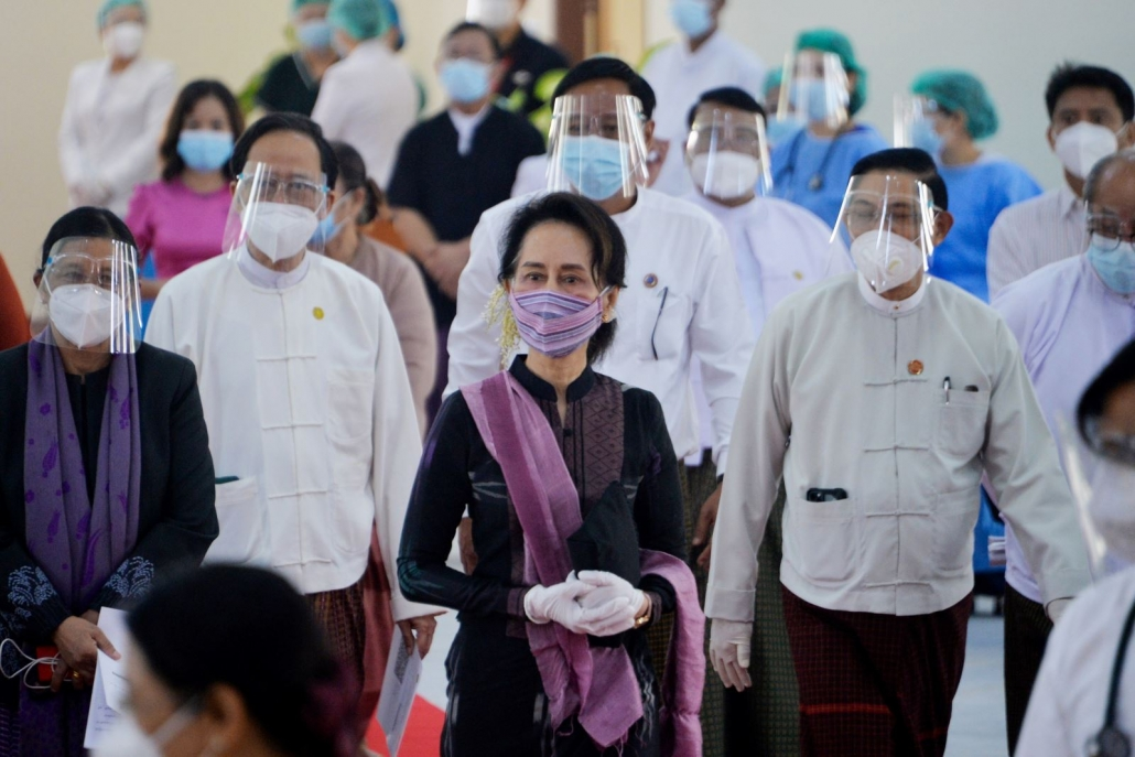 Nhiều nước hy vọng Myanmar sớm ổn định tình hình
