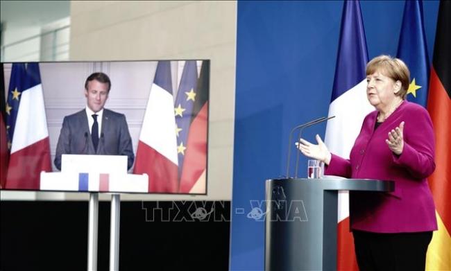 Đức, Pháp thảo luận vấn đề khu vực và quan hệ với Mỹ, Nga