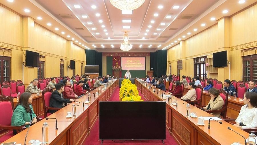 Giới thiệu người ứng cử đại biểu HĐND tỉnh khóa XIV