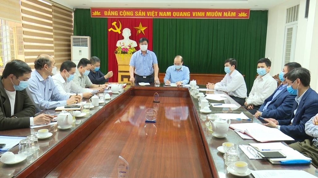 Khảo sát năng lực xét nghiệm SARS-CoV-2 tại Thái Nguyên