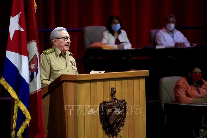 Đại hội lần thứ VIII Đảng Cộng sản Cuba: Khẳng định quyết tâm bảo vệ chủ quyền quốc gia