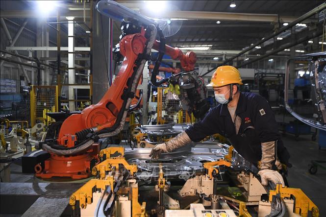 Kinh tế Trung Quốc tăng trưởng kỷ lục trong quý I/2021